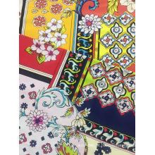 Rayon Bengaline 10,5S tecido tecido de impressão