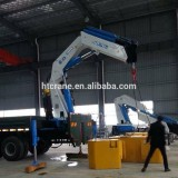 High quality Haitai SQ series truck crane