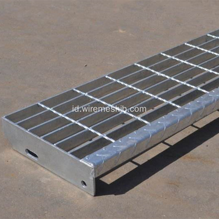 Tangga Tapak Hot Dipped Galvanized Steel Grid Plate