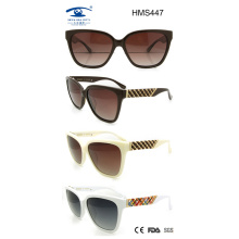 Lady Style Handmade Acetate Sunglasses (HMS447)
