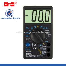 Multimètre numérique DT700D avec CE grand écran Meter Buzzer Squre Wave Out-put