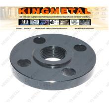 ASME B16.5 Black Steel SA A105 Socket Welding Flange Supplier