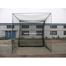 Cage de pratique de golf, 3m X 3m X 3m ou Tailles personnalisées