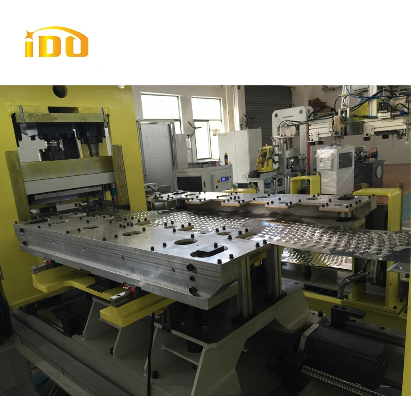 Wm Drum Welding Assembly Line