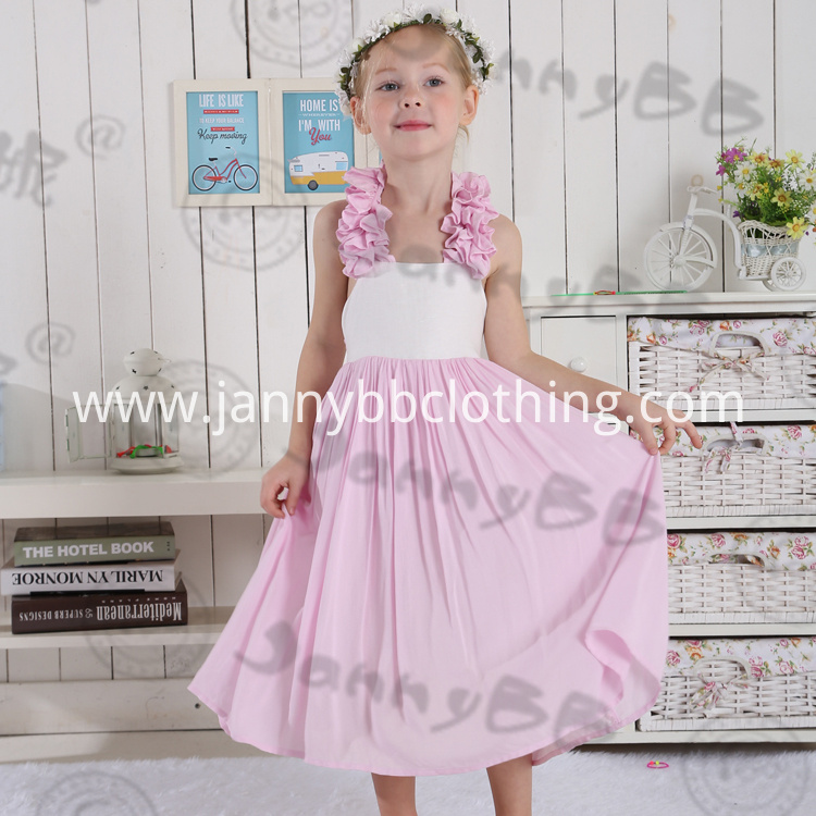 girls wedding dress