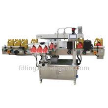Máquina de etiquetado frontal y posterior adhesiva ZH-TB-S02