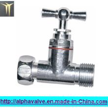 Messing-Winkelventil für Wasser (a. 0139)