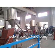 CE аттестовал эффективности деревянная пластичная составная машина зерна