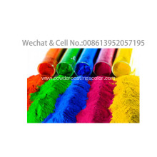Epoxy Polyester Ral/Pantone Color Electrostatic Spray Powder Coating