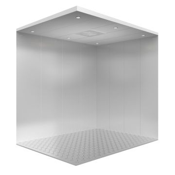 IFE ATLAS-T1 Cargo Elevator Machine Room Lift