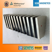 Hangzhou magnet rotor magnet bar magnet prices with high gauss