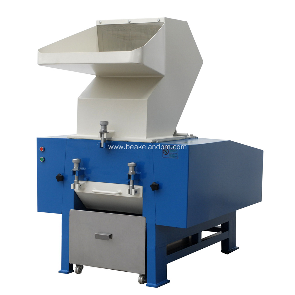full automatic recycling plastic granulating machine
