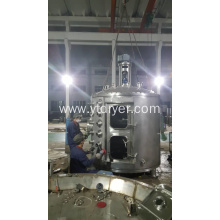 Continue Plate Dryer for Drying Polyvinyl Chloride
