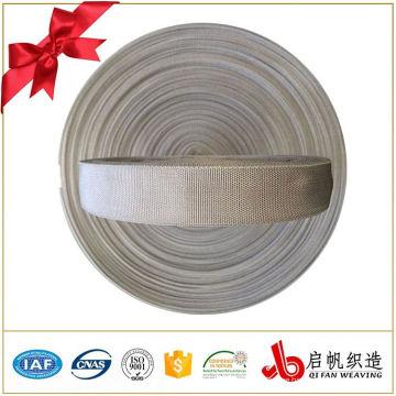 Wholesale China Manufacture white PP Polypropylene webbing strap