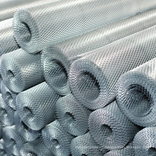 Low Price Galvanized Metal Building Materials Expanded Metal Mesh For Sunscreen