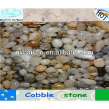 Kieselsteine für Straßenbeläge