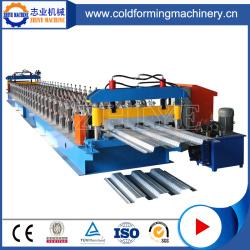 Galvanised Plant Floor Deck Roll Forming Machine