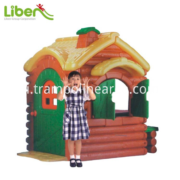 plastic playhouse