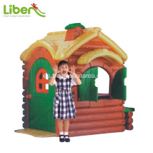 Childnre playhouse de plástico para interior