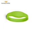 NFC Chip Smart RFID Wristbands untuk theme Park