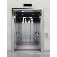 Residential Stretcher Elevator with Hairline Stainless Steel (KJX-DJ01)
