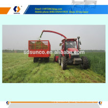 tractor implement shandong sunco wheat forage haverster machine