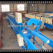 JCX-80-300mm/60-200mm-L1, Mitsubishi PLC Hydraulic Cutting Downspout pipe forming machine