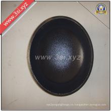 Tapas de protección del extremo del tubo soldado con autógena del acero de carbono (YZF-PZ136)