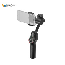 Aluminum brushless 3 axis stabilizer for phone