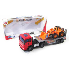 Wholesale Plastic Friction Toy Car with 1 Slide Excavator for Kids (10206156)