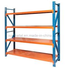 Rack de armazenamento de armazenamento médio e médio