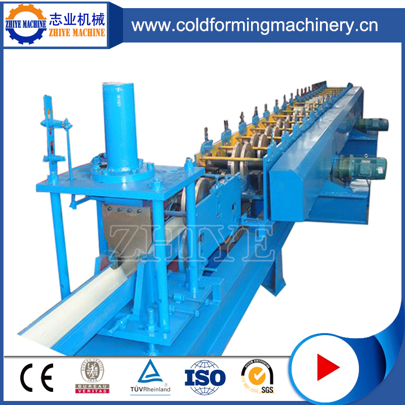 downpipe roll forming machines, downpipe forming machine