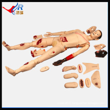 HR/J110 Advanced Trauma Nursing Manikin silicone mannequin