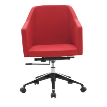 new style europe leisure chair/fabric office chair for coffee room