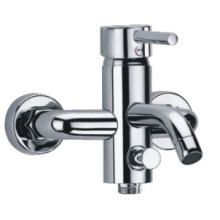 Mezclador de ducha de baño caliente montado en la pared (JN88463)