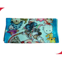 Oem Large Color Wash Absorbing Swimming Microfiber Travel Towel With 40*80 Cm