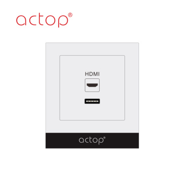 Comutadores HDMI Socket Resort Switch