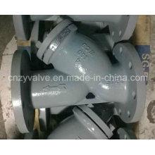 Class150 4inh Carbon / Wcb Steel Strainer