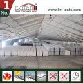 Temporäres Speicher-Zelt im Freien, Lager-Aluminiumzelt für Verkauf