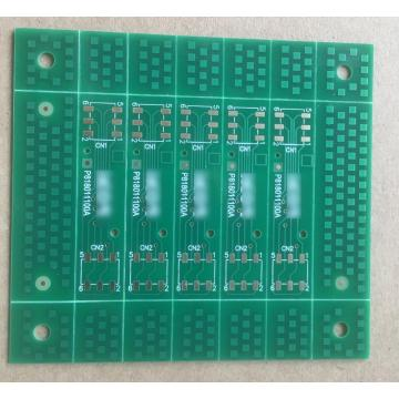 2 layer  0.4mm Green solder  ENIG  PCB