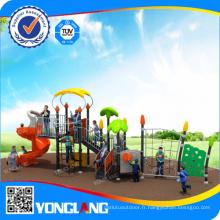 Équipement d'aire de jeux en plein air en Chine pour le parc