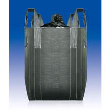 Profesional de color negro Jumbo bolsas de carbono negro