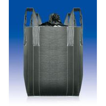 Professional Black Color Jumbo Bags for Carbon Black