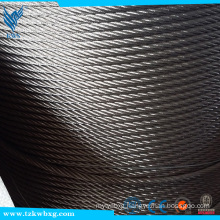 Supply of steel wire rope Stainless steel wire rope factory