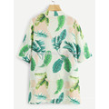Impressão Tropical Kimono Fabricação Atacado Moda Feminina Vestuário (TA3001K)