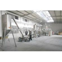 pvc complete pellet production line