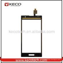 Pantalla táctil LCD lcd para LG Optimus L9 P769 lente de cristal táctil frontal
