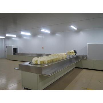 UV-Beschichtungslinie für Kunststoffprodukte