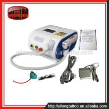 Máquina del laser del precio de fábrica para la eliminación del tatuaje