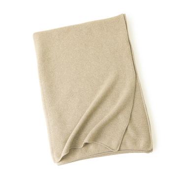 Wholesale organic oversize cashmere blanket
